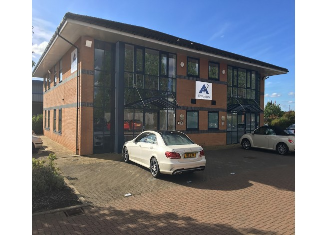 Growth prompts move to larger premises for Air Monitors